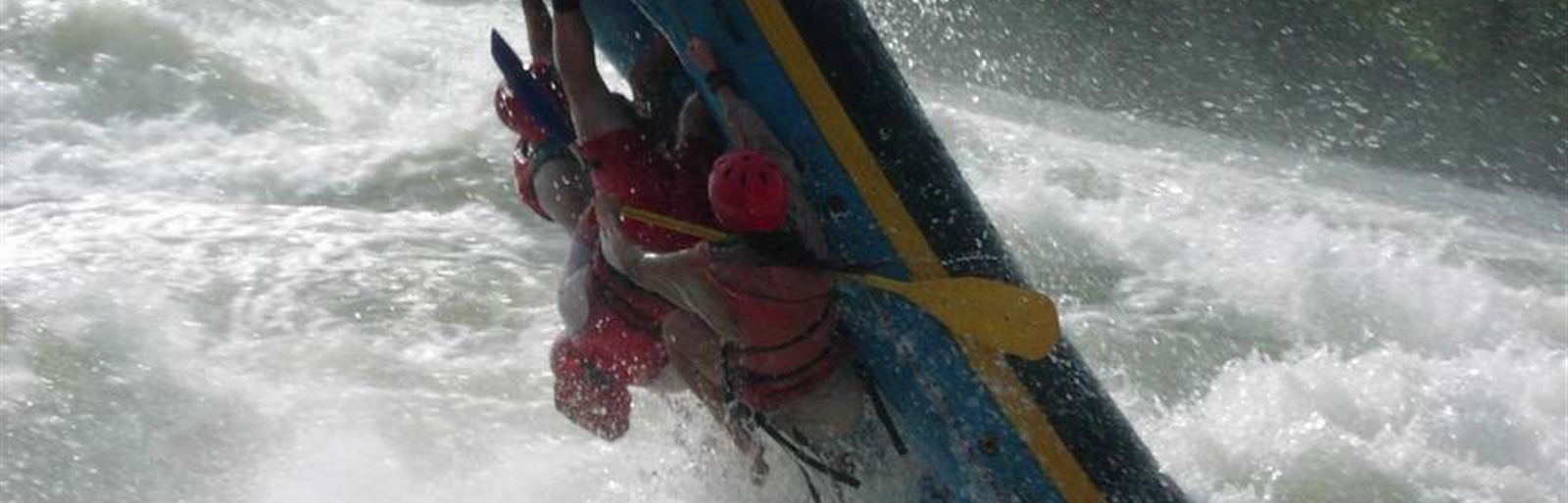 Maximum -  Rafting on the River Nile - Uganda
