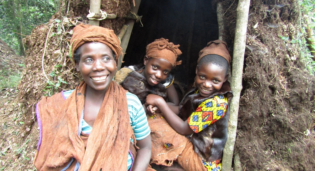 Batwa culture Trail
