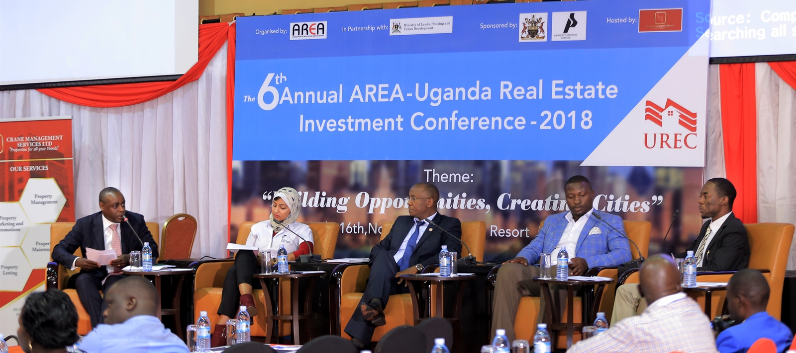 Annual Area Real Estate Investment Confrence