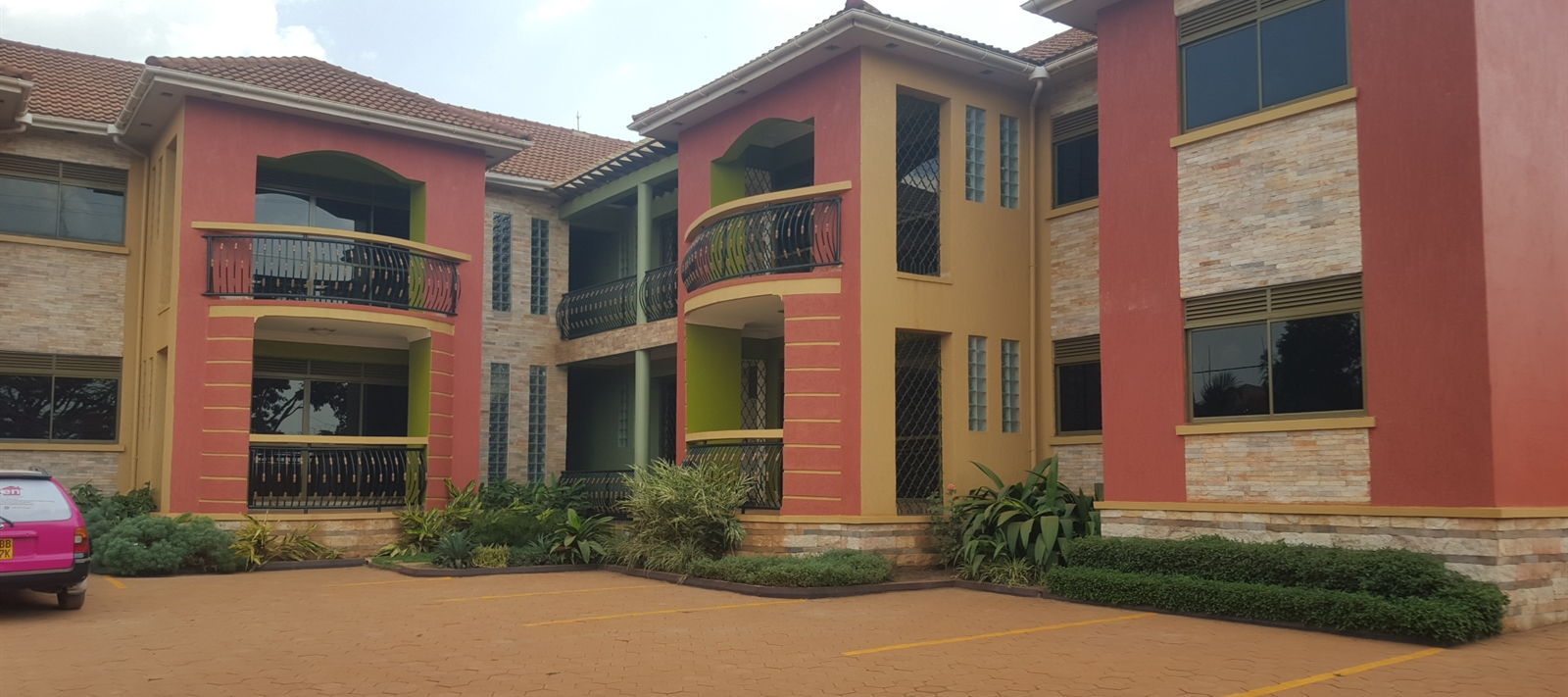 Apartments for rent in Mbalwa
