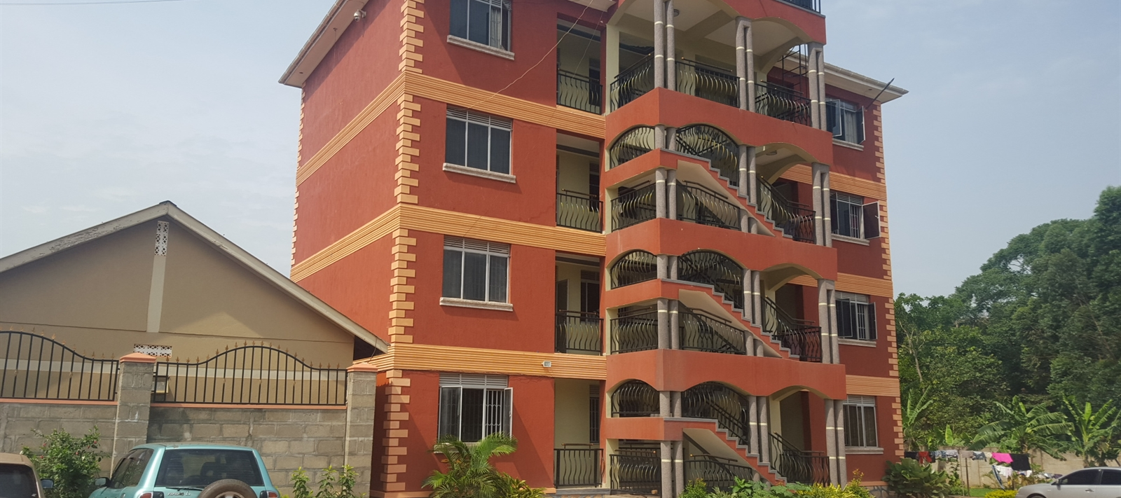 Apartment block managed in Lubowa