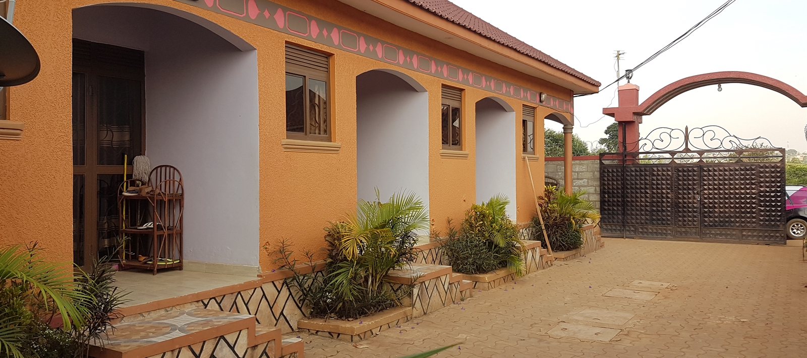 Rental units to let in Kungu.
