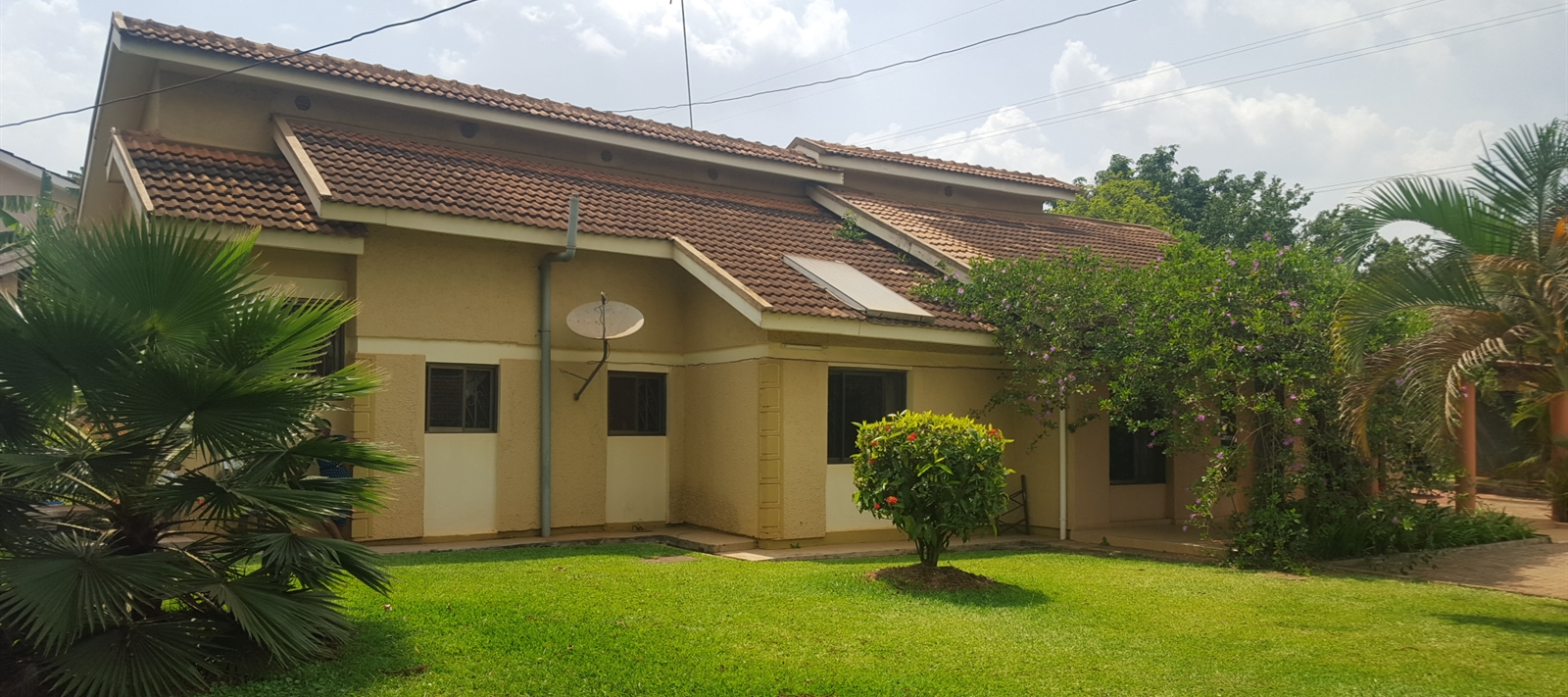 Bungalow for rent in Ntinda Ministres' village