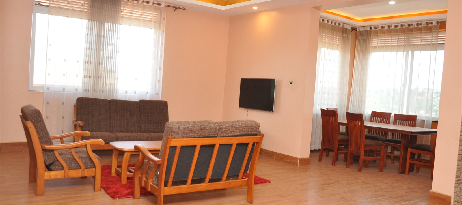 Furnished unit for rent in Ntinda