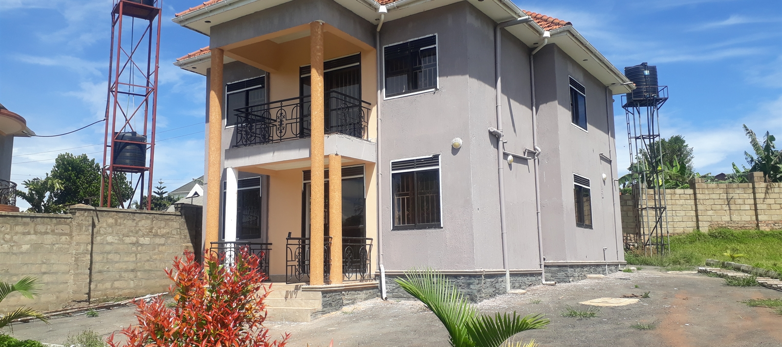Storied House for Rent in Kitende
