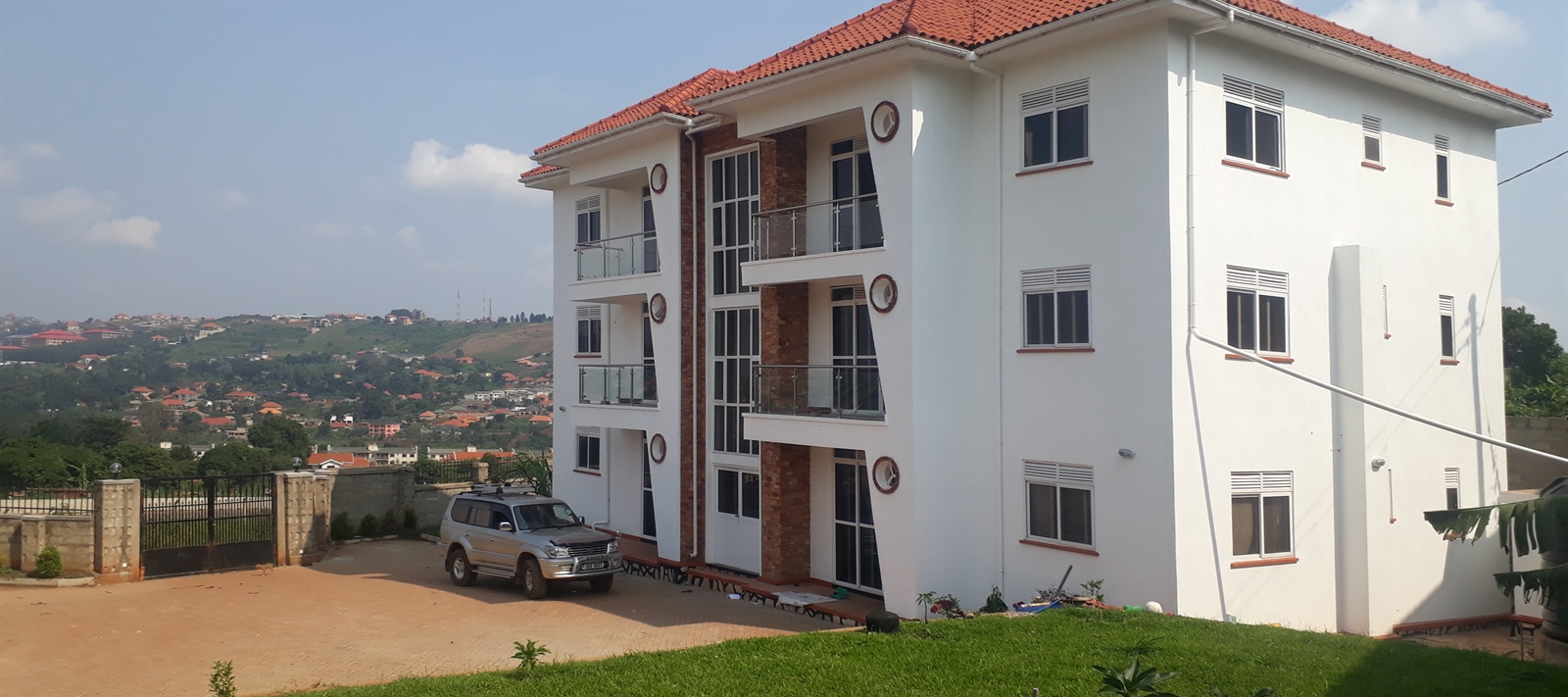 Apartments for rent in Kitende-Lumuli