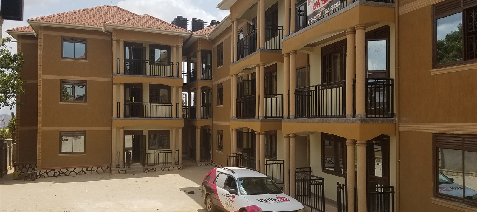 Apartments for rent in Najjjanankumbi