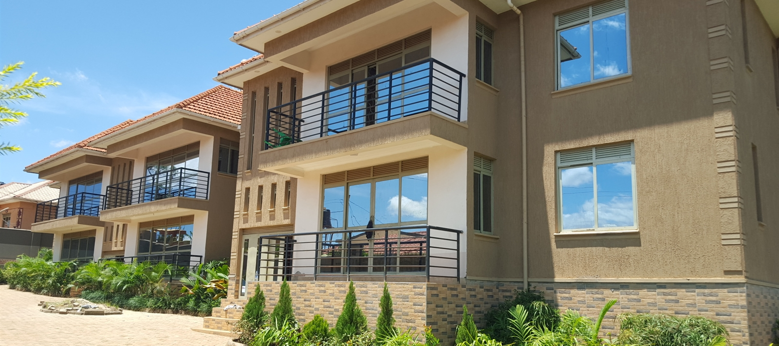 Apartments managed in Kungu