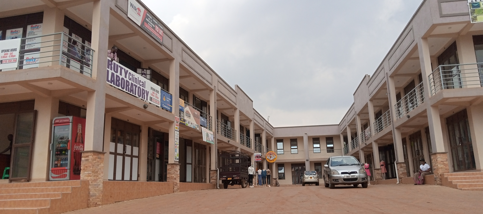 Commercial Letting in Ntinda-Kalinabili road