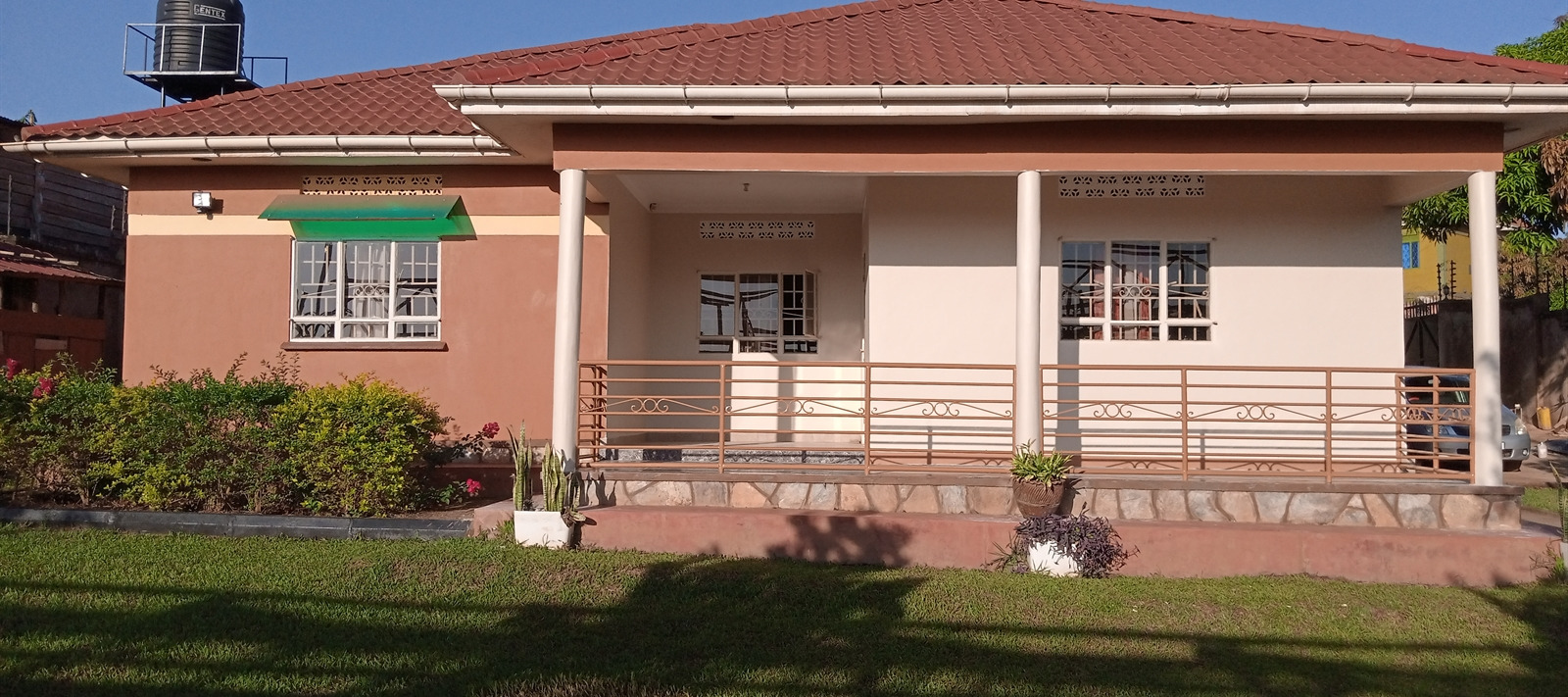 Bungalow for rent in Ndejje-Entebbe road