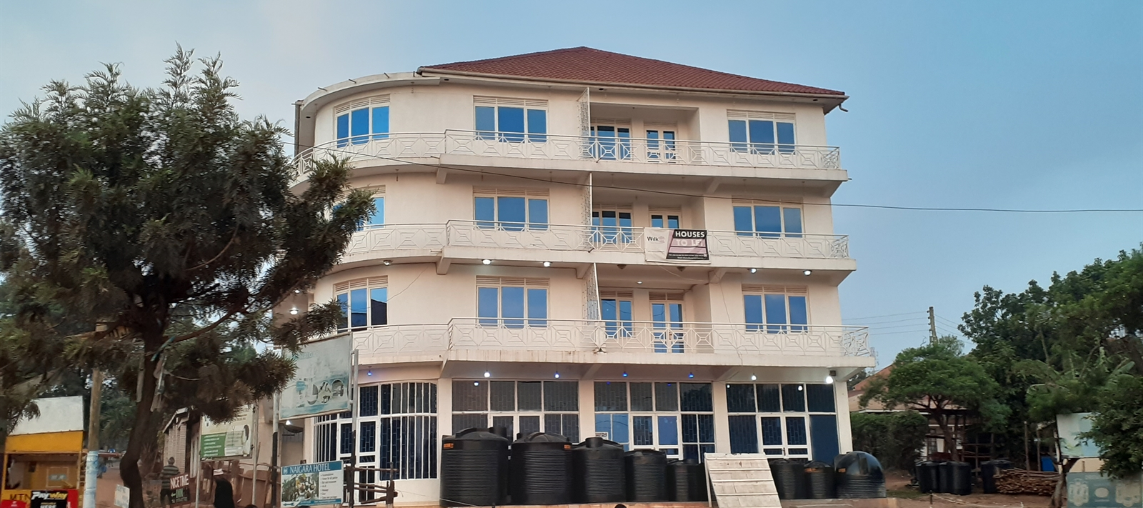 Office space to let in Najjanankumbi